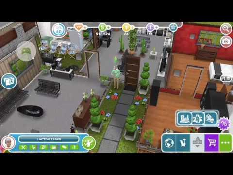 Sims Freeplay - Do Tai Chi At The Park - Weekly Task