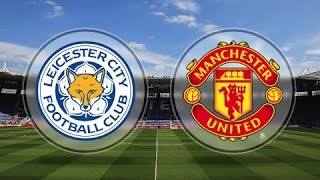 Manchester United Vs Leicester City 4 1 All Goals HD   EPL 24 9 2016