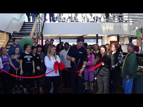 Genesis Health Clubs Lawrence North Ribbon Cutting