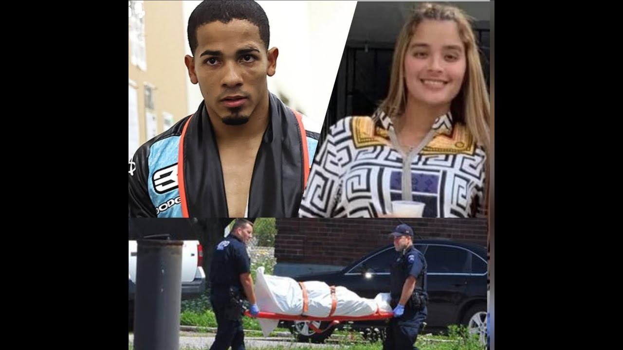 Boxer Felix Verdejo charged after body of missing woman found