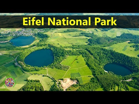 Best Tourist Attractions Places To Travel In Germany | Eifel National Park Destination Spot