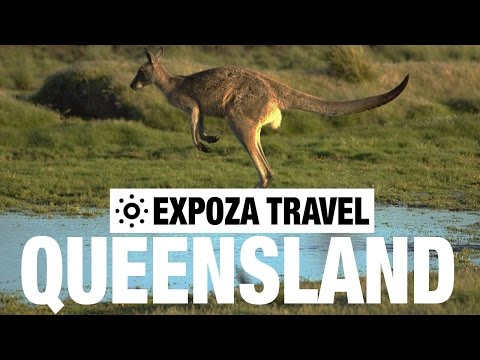 Queensland (Australia) Vacation Travel Wild Video Guide