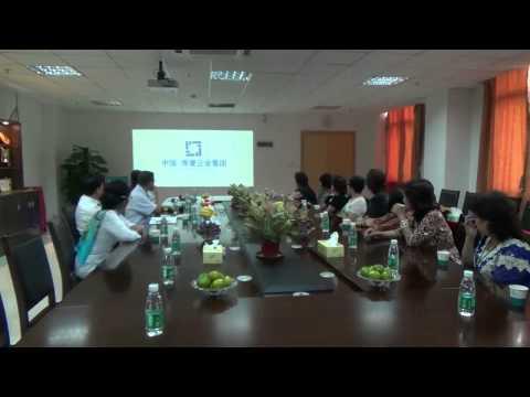 คณะเยี่ยมชมสมาคมการแพทย์แผนจีนของภาคเหนือสุมาตรามาเข้าเยี่ยมชมโรงพยาบาลกวางโจวเมโยสเต็มเซลล์