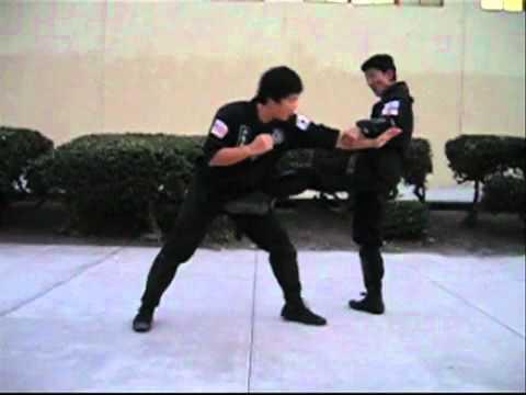 võ thuật cho đặc công