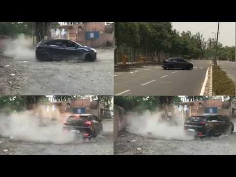 Maruti  Suzuki  Baleno 2017 Stunt|Drift