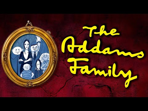 BEAR RIVER HIGH SCHOOL PRESENTS: ADDAMS FAMILY THE MUSICAL