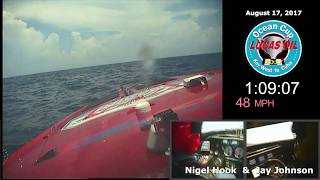Nigel Hook 2017 Ocean Cup - Part2 - Cuba to Key West 08.17.2017