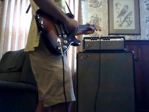 Vintage Fender Bassman 50 for Sale!