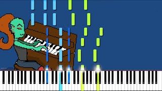 Undertale // She's Playing Piano // Piano // OST 82