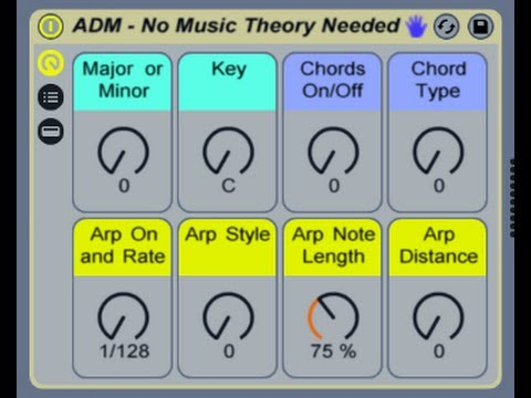 How to Make Music Without Music Theory + Free Ableton Live