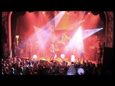 Hollerado Live at the Opera House - Trailer