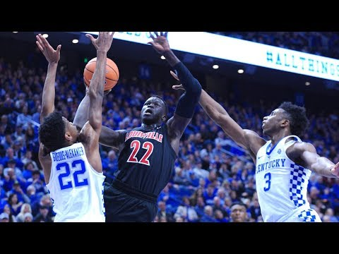 Louisville Cardinals vs Kentucky Wildcats 2017-12-29 (Full Game) ᴴᴰ