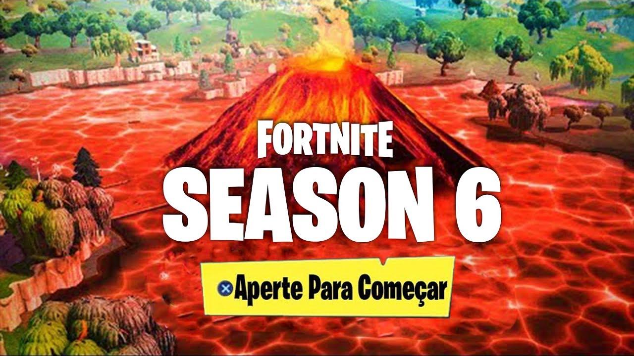 Trailer Temporada 6 Fortnite Anunciada!
