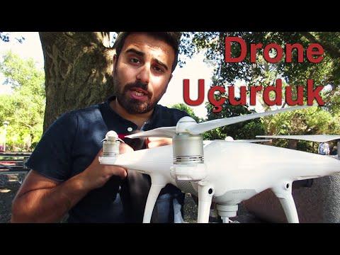 Vlog - Drone Uçurduk