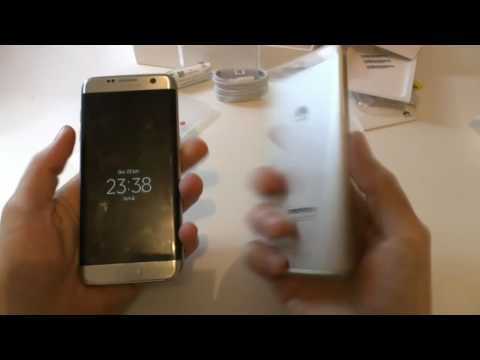 Huawei P10 Unboxing by Phillipe Mendes