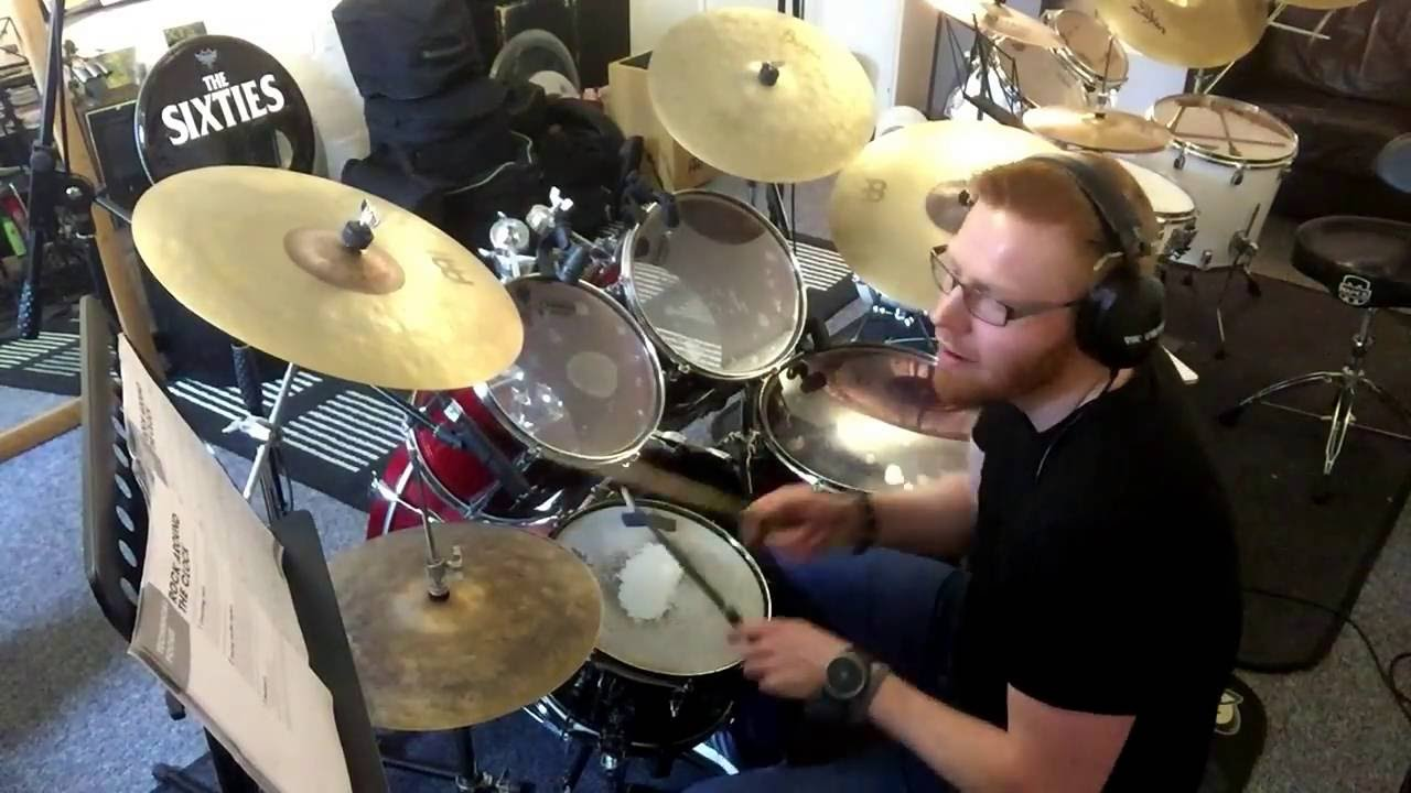 Rock Around The Clock - Trinity Rock and Pop Drums Grade 2