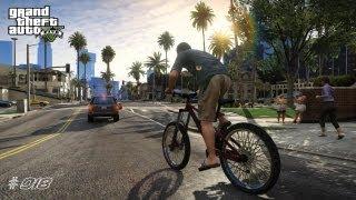 Let's Play GTA 5 #018 [ PS3 | Deutsch | FullHD ] - Fahrradtour, Quadfahren, Treffen Epsilon