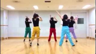 Arashi  Face Down  dance(改)