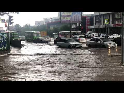 Последствия ливня в Хуевом Харькове. 18 мая 2018