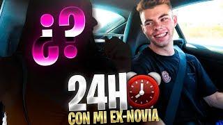 24 HORAS ENCERRADO EN EL COCHE CON MI EX NOVIA (PORSCHE CAYMAN S) [Salva]