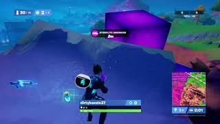 Cube Moving fortnite