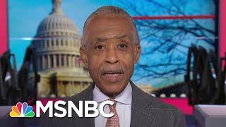 Al Sharpton: Relationship Between Senators & Trump 'Was Never A Marriage Of Love' | Deadline | MSNBC