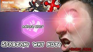 GACHA FOCUSED Spartan Mode On!! Demi Blood Embrace!! | Honkai Impact 3 SEA