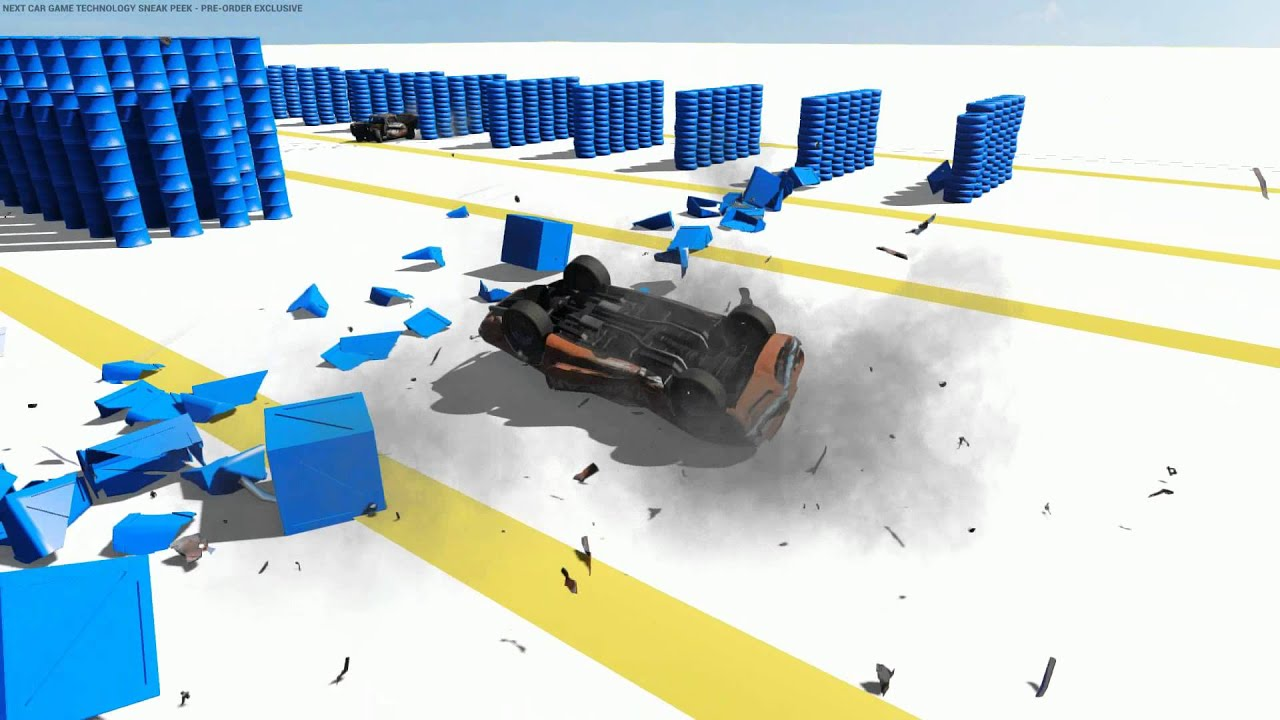 Car Crash Test Dummy Games