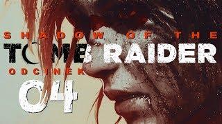Shadow of the Tomb Raider (PL) #4 - W drodze do Kuwak Yaku (Gameplay PL / Zagrajmy w)