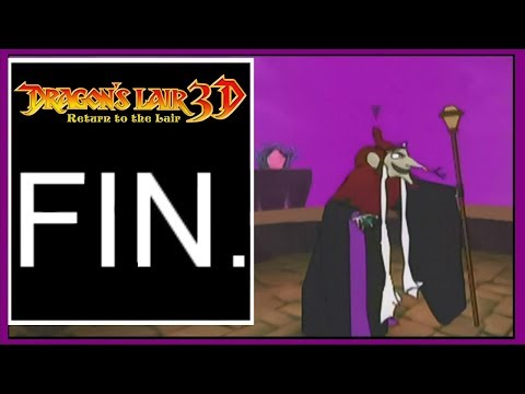 Dragonu0027s Lair 3D: Return to the Lair - Finale   u0022Mordrocu0022