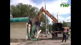 Торговые объекты вдоль Московского шоссе станут жертвами его реконструкции