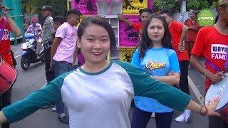 Dasan Lekong LOTIM Nyongkolan Bersama Penyanyi Dan Dancer Ternama Di Lombok
