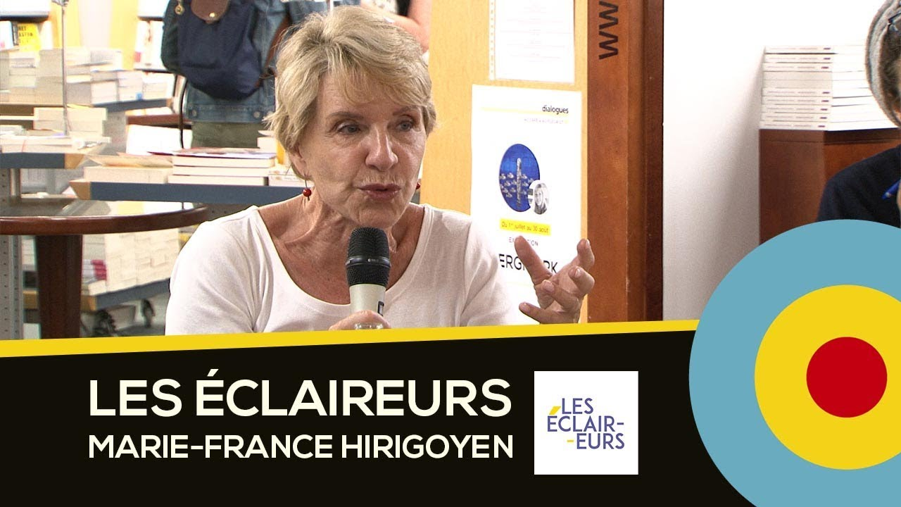 Dialogues avec Marie-France Hirigoyen