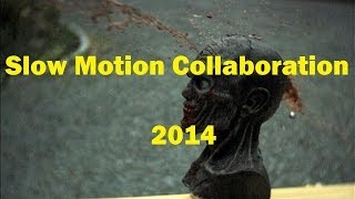 Slow Motion Collaboration 2014