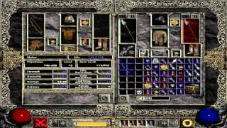 Diablo 2 LoD HU pt 13 - Kill then gamble