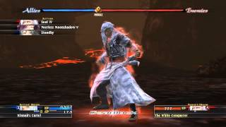 The Last Remnant PC [Hard Mode-Unique Girl Leader Only] - White Conqueror [BR 57]
