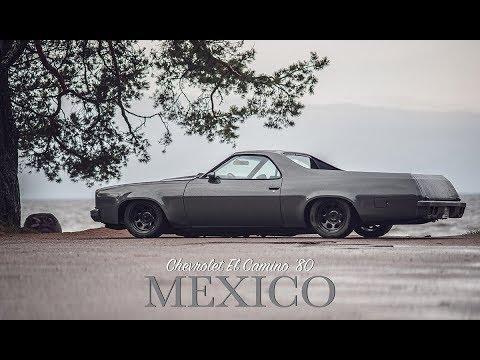 Chevrolet El Camino: Mexico