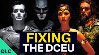 Why the Death of the DCEU Could Save DC Films