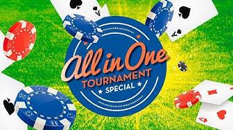 Mesa Final - All in One Tournament - Noviembre 2016