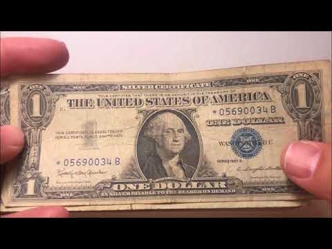 Are Silver Certificates Rare or Tough to Find? - Keep An Eye Out on These Mules & Errors!