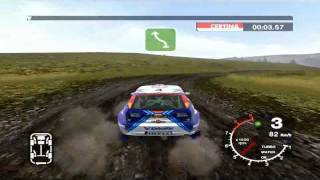 Colin McRae Rally 2005 - Gameplay