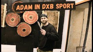 Фото Adam Cheladin In DXB Sport Moscow