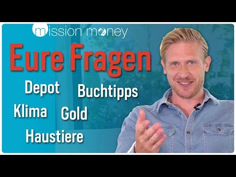 Q&A: Welche ETFs ich kaufen will und wie ich mich für den Crash rüste // Mission Money