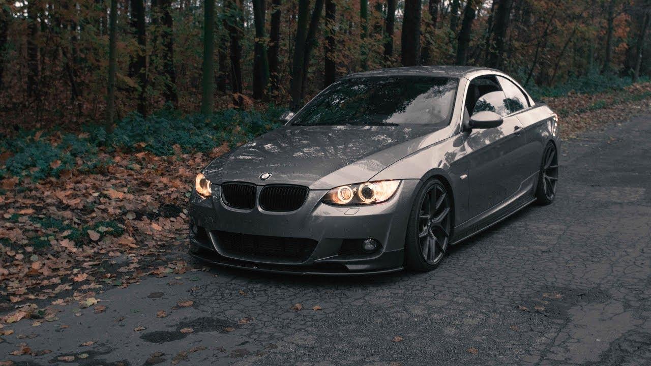 BMW E39 M5 >> David's stance BMW E93 || Nicolas Video Time - YouTube