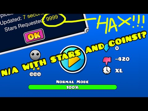 How To Change The Stats Of ANY LEVEL! Geometry Dash Hack!