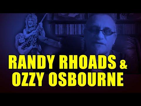 Randy Rhoads & Ozzy Osbourne: Raio X