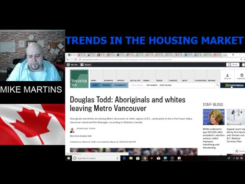 TRENDS IN THE HOUSING  MARKET MARCH 29th - 2018