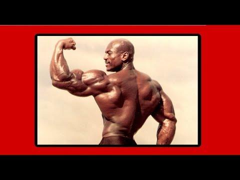 Sergio Oliva 3 Time Mr. Olympia Champion