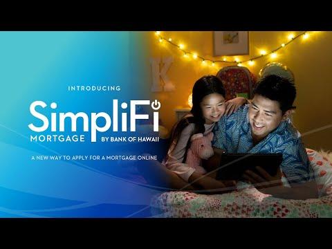 SimpliFi Mortgage By Bank Of Hawaii