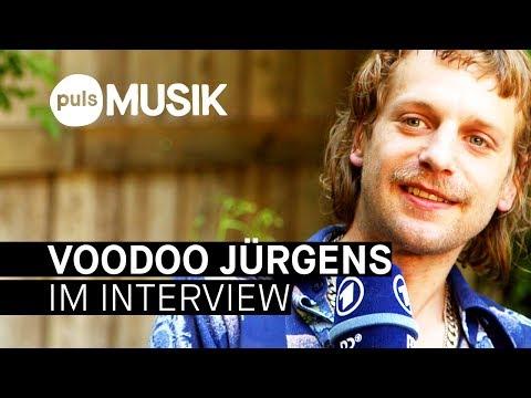 """Voodoo Jürgens: """"Meine Konzerte sind wie bei Eros Ramazzotti"""" (Interview 2017)"""